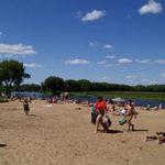 Пляжи Рязани и окрестностей — куда сходить покупаться и позагарать