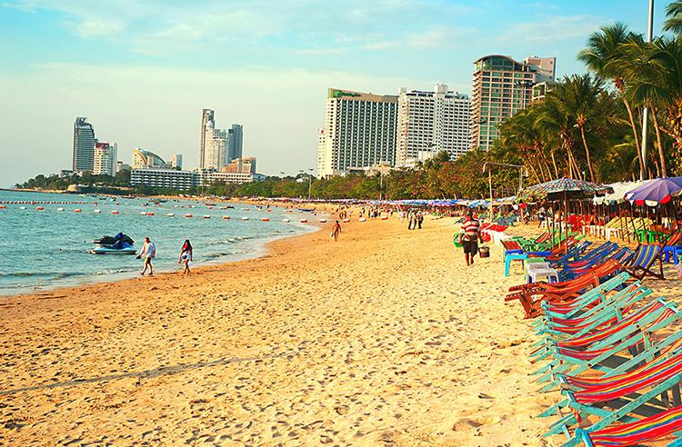 Паттайя (Pattaya Beach)