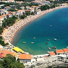 Пляжи Петроваца: обзор и описание лучших мест