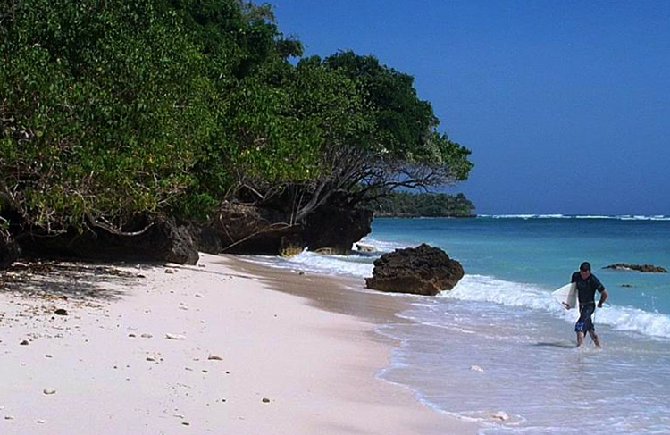 Пленгкунг (Plengkung Beach)