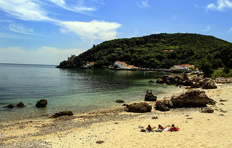 Портиньо да Аррабида (Praia Portinho Arrabida)