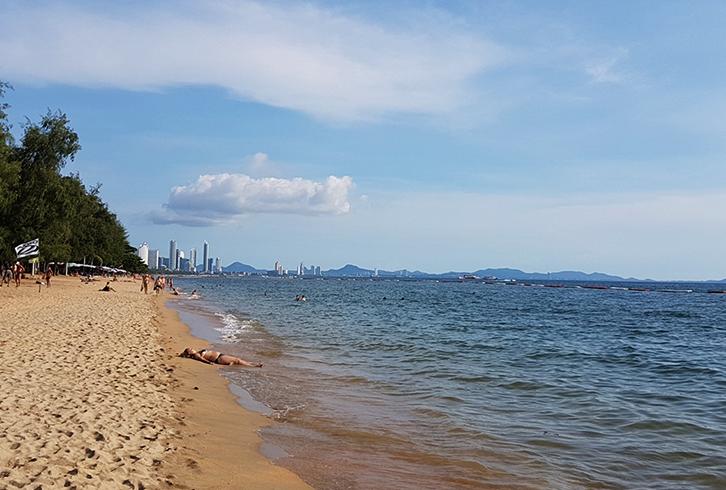 Пратамнак (Pratumnak Beach)