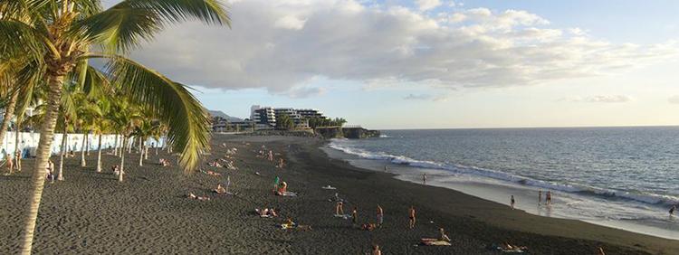 Пуэрто-Наос (Puerto Naos Beach)