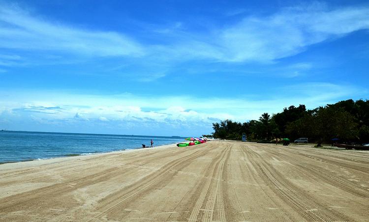 Pantai Rekreasi Kastam