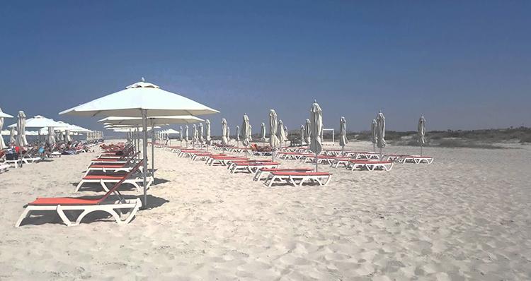 Саадият Паблик Бич (Saadiyat Public Beach)