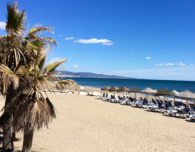 Сан-Педро-де-Алькантара (Playa de San Pedro de Alcantara)