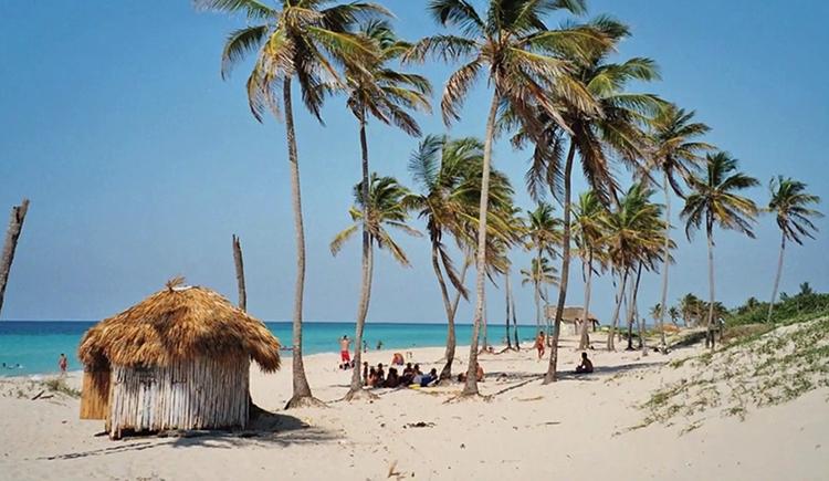 Санта-Мария-дель-Мар (Playa Santa Maria del Mar)