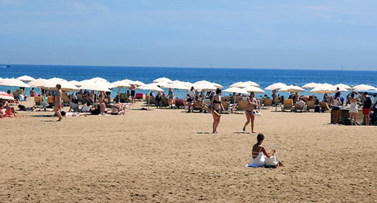 Сан-Микель (Sant-Miquel beach)