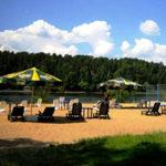 Пляжи в Серебряном бору: обзор и описание мест