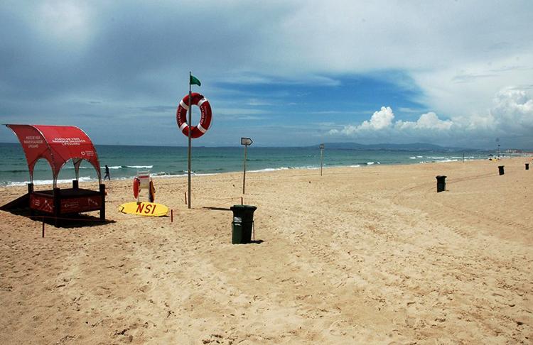Пляж Серейя (Praia da Sereia)