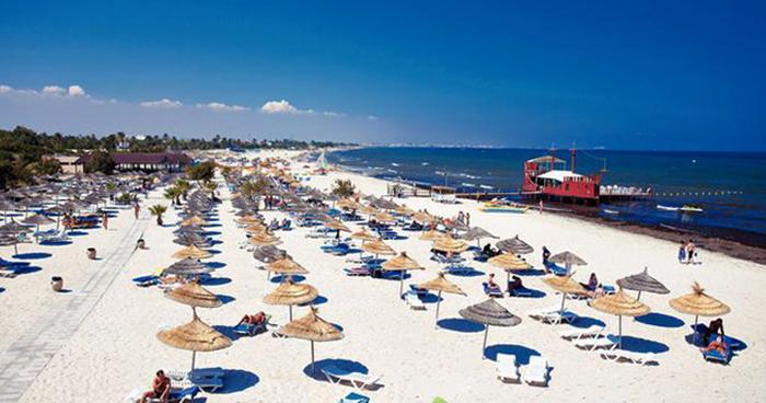 Сканес (Skanes Beach)
