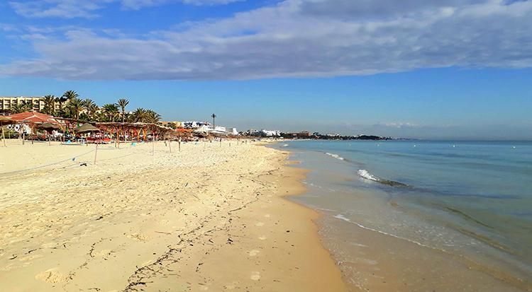 Сусса (Sousse Beach)