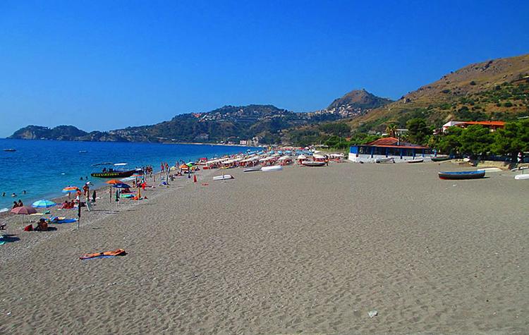 Пляж Спизоне (Spiaggia di Spisone)