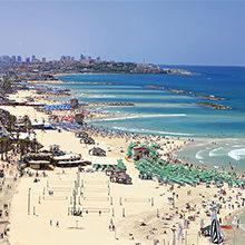 Лучшие пляжи Тель-Авива: обзор и описание (с фото)