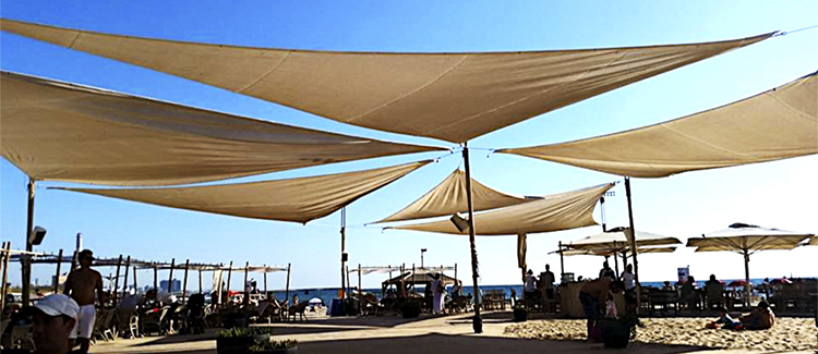 Тель-Барух (Tel Baruch Beach)