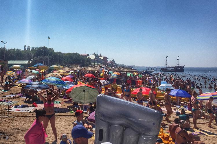 3-ий пляж