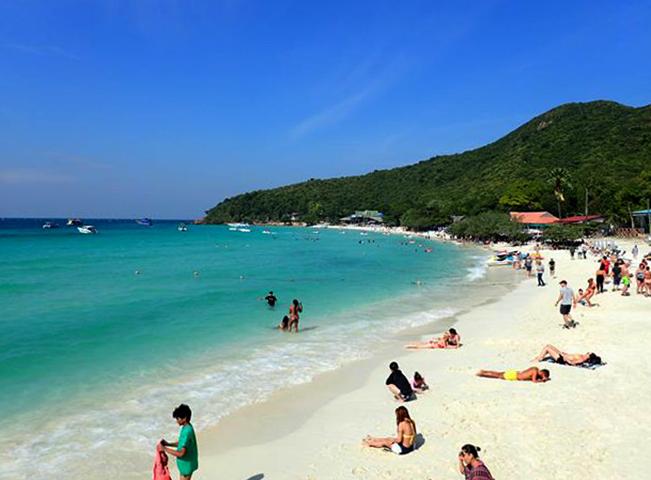 Тиен (Tien Beach)