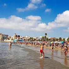 Пляжи Торревьехи — обзор мест для купания и отдыха