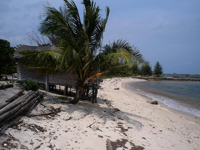 Трикора (Trikora Beach)