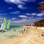 Пляжи Туниса — красивые места для отдыха и загара