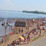 Лучшие пляжи и места отдыха на Волге