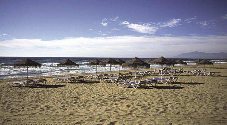 Дель-Реаль-де-Сарагоса (Playa del Real de Zaragoza)