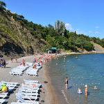 Популярные пляжи Алупки — обзор побережья