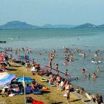Пляжи озера Балатон (с фото)