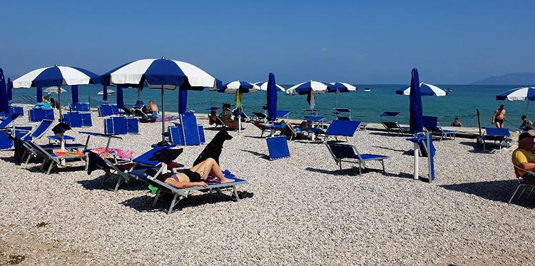 Бракко Бальдо (Bracco Baldo Beach)