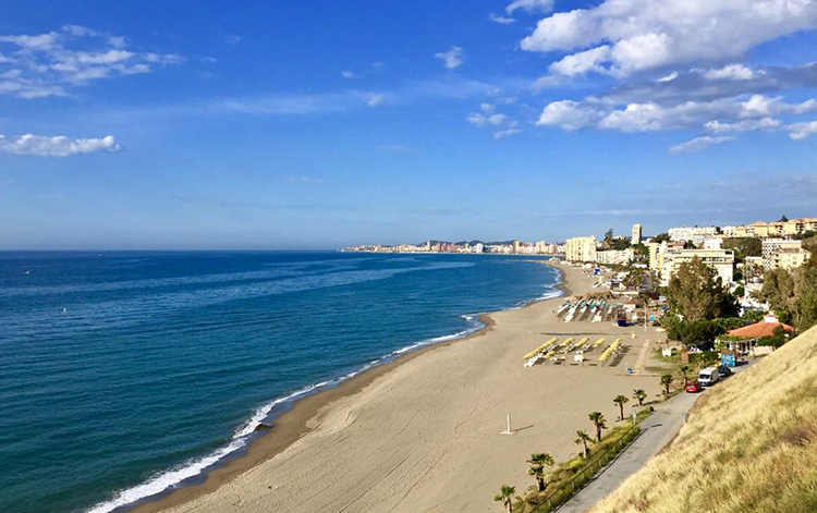 Карвахаль (Playa de Carvajal)