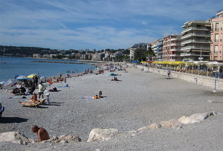 Пляж «Казино» (Plage du Casino)