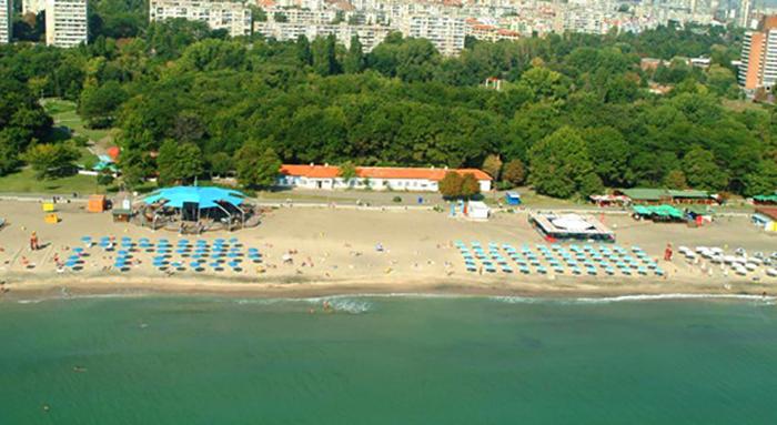 Центральный пляж (Централен плаж)