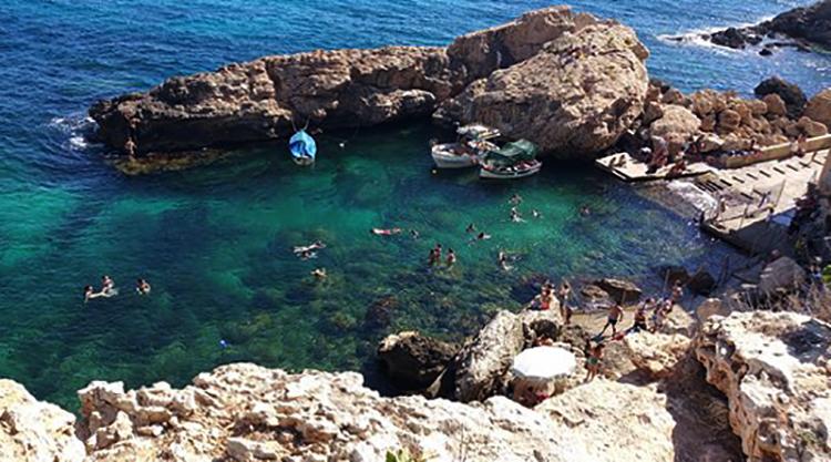 Гхар Лапси (Għar Lapsi)
