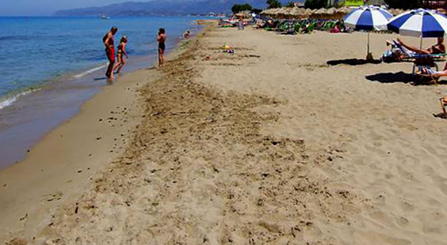 Городской пляж (Hersonissos Beach)