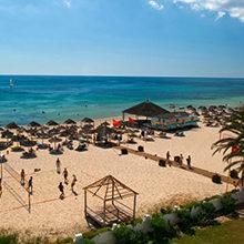 Пляжи Хаммамета — где можно отдохнуть и искупаться?