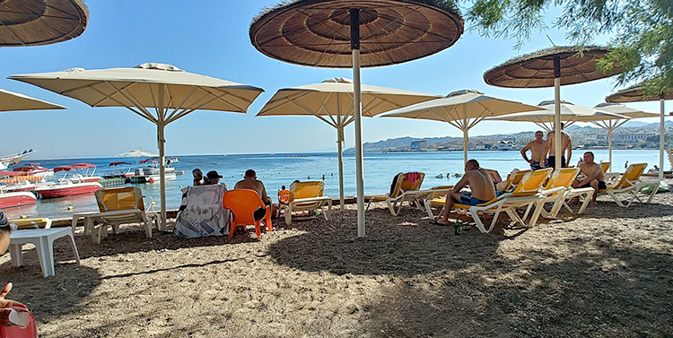 Ханания (Hananya Beach)