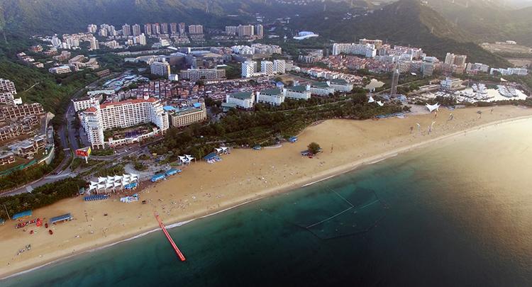 Сичонг (Xichong Beach)
