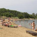 Пляжи города Иркутск