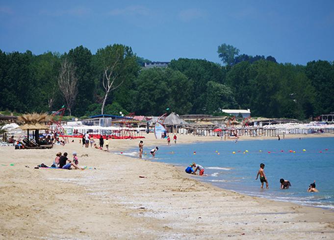 Пляж Каваците (Смокини)