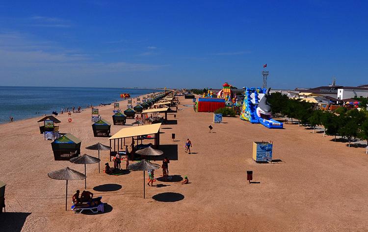Пляж «Казачий берег»
