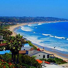 Пляжи Лос-Анджелеса — где отдохнуть и искупаться
