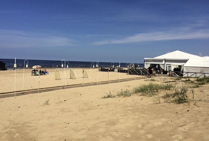 Лиелупе (Lielupe Beach)