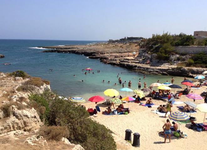 Пляж Порто Марцано (Porto Marzano Beach)