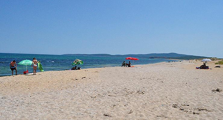 Пляж Песчаные Дюны
