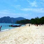 Пляжи острова Пхи Пхи — обзор и фото