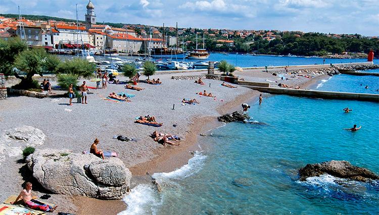 Порпорела (Plaža Porporela)