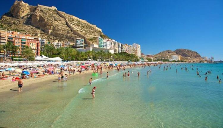 Плайя дель Постигет (Playa del Postiguet)