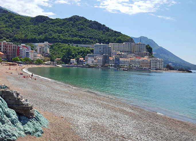 Рафаиловичи (Beach Rafailovici)