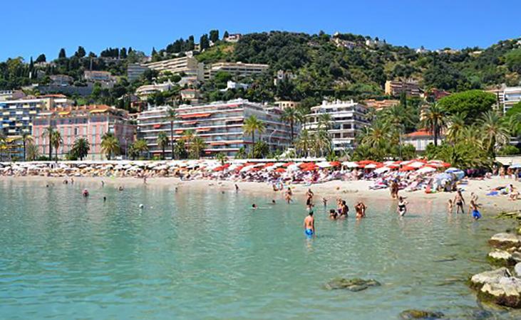 Рондели пляж (Plage Rondelli)