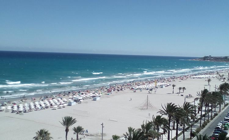 Сан Хуан Плайя (Playa San Juan)